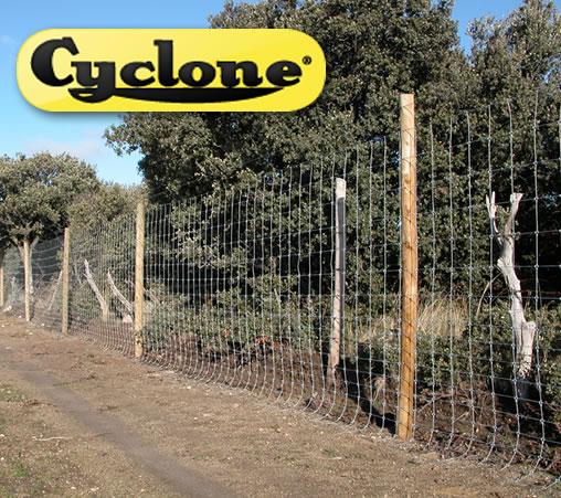 cerramiento con malla cyclone